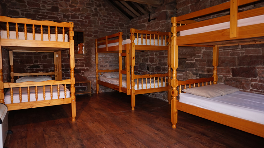 Bunk Accommodation